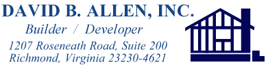 Build Your Home With David Allen, INC.
