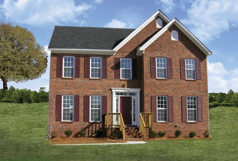 The Nottingham in Hopkins Woods - Best New Home Value In Richmond Virginia