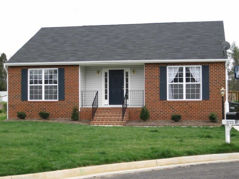 The Tazwell in Hopkins Woods - Best New Home Value In Richmond Virginia