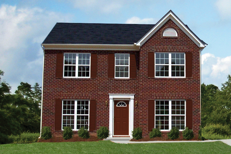 The Virginian in Hopkins Woods - Best New Home Value In Richmond Virginia